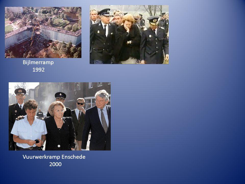 Bijlmerramp 1992 Vuurwerkramp Enschede 2000