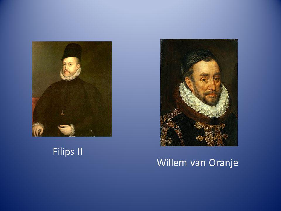 Filips II Willem van Oranje