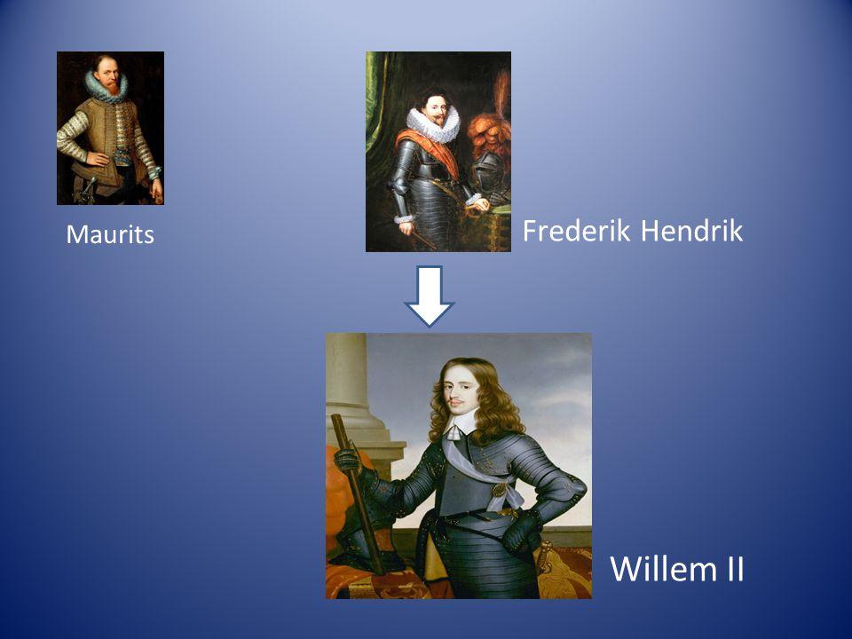 Maurits Frederik Hendrik Willem II