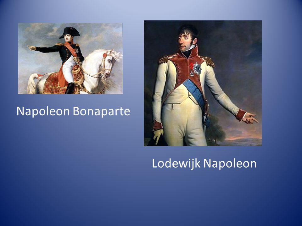 Napoleon Bonaparte Lodewijk Napoleon
