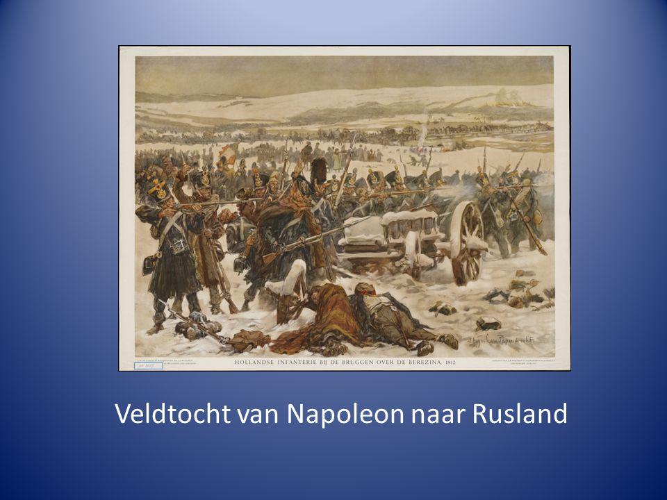 Veldtocht van Napoleon naar Rusland