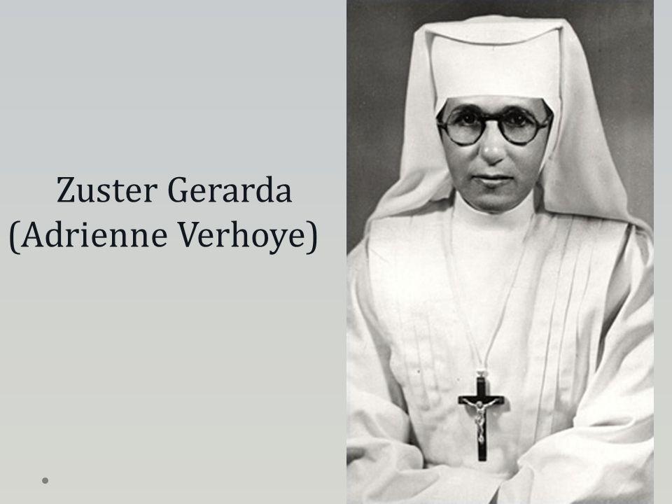 Zuster Gerarda (Adrienne Verhoye)