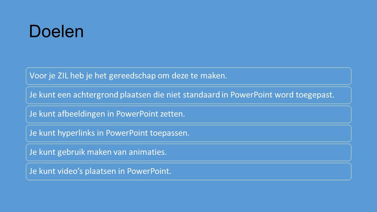Wat is PowerPoint animatiefunctie