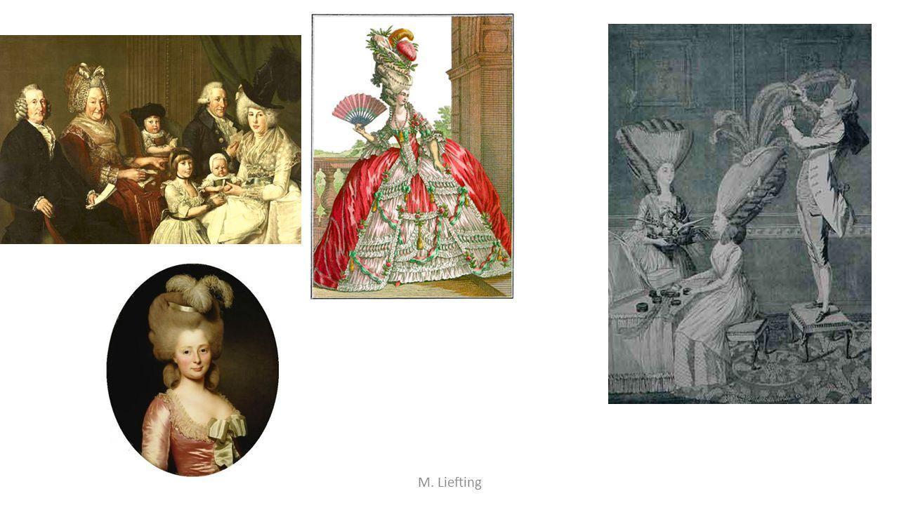 Economische bloei in Frankrijk Engeland en Frankrijk groeiden economisch erg sterk in de 18 e eeuw.
