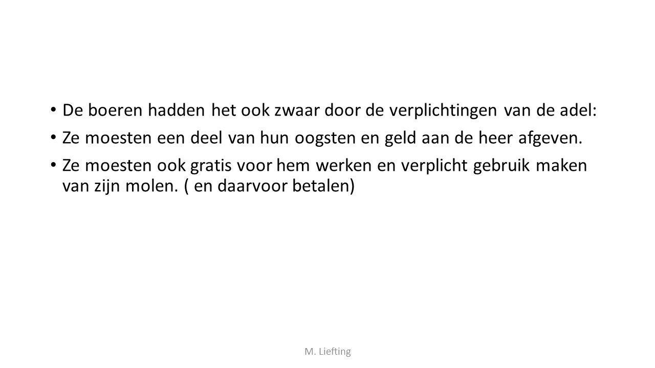 Gelijkheid De verlichting leidde ook tot kritiek op ongelijkheid en onvrijheid van de standenmaatschappij.