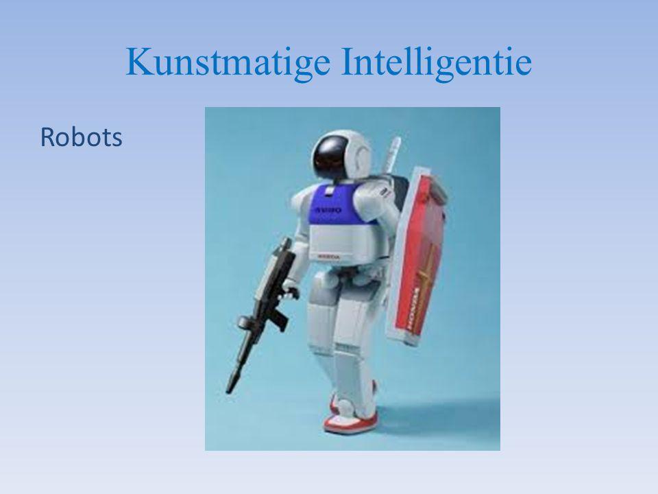 Kunstmatige Intelligentie Robots