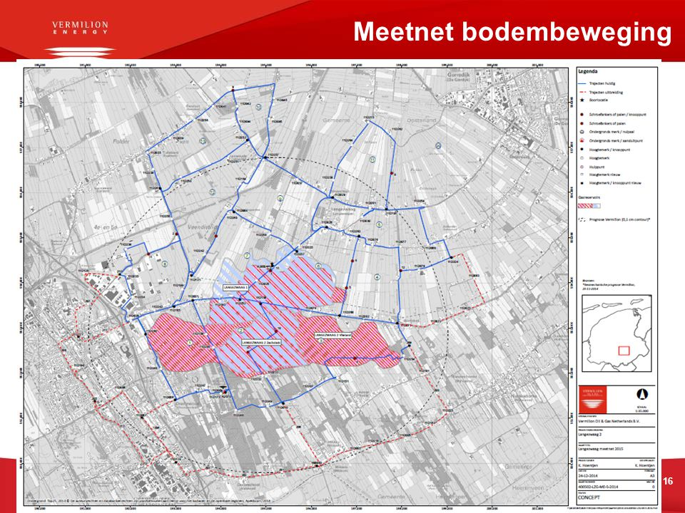 16 Meetnet bodembeweging