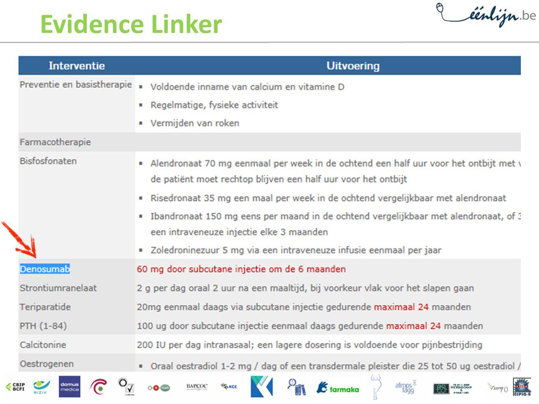 Evidence Linker 70