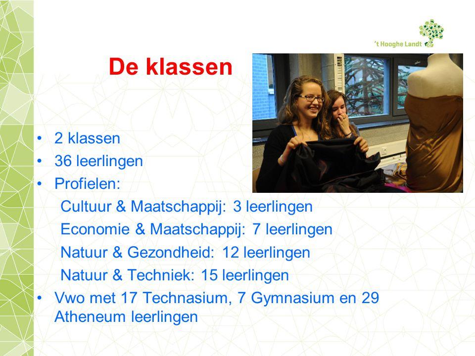 De mentoren Dhr.Van Megen Dhr. Bosboom Mevr. Van Loon Dhr.