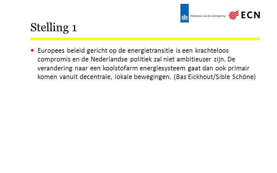 Europees beleid gericht op de energietransitie is een krachteloos compromis en de Nederlandse politiek zal niet ambitieuzer zijn.