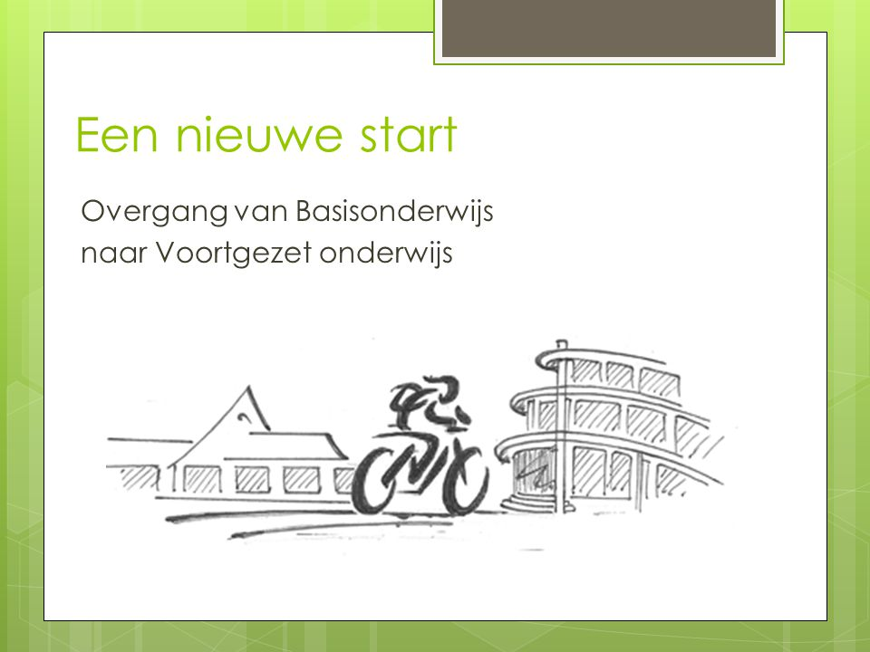 Profielen binnen VMBO Economie Groen Techniek Zorg en Welzijn Dienstverlening en productie