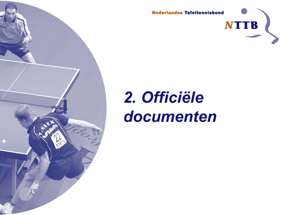 2. Officiële documenten