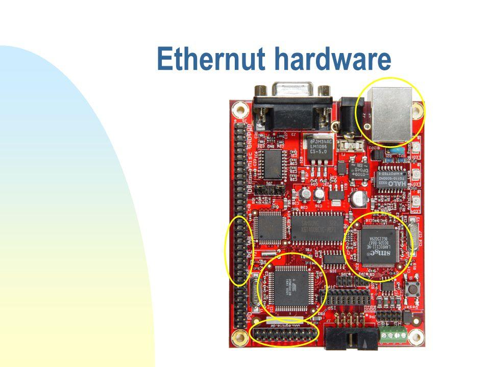 Ethernut hardware