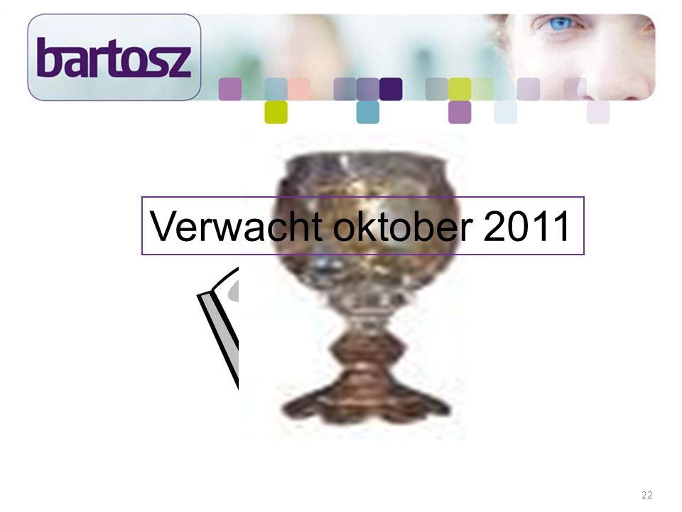 22 Verwacht oktober 2011