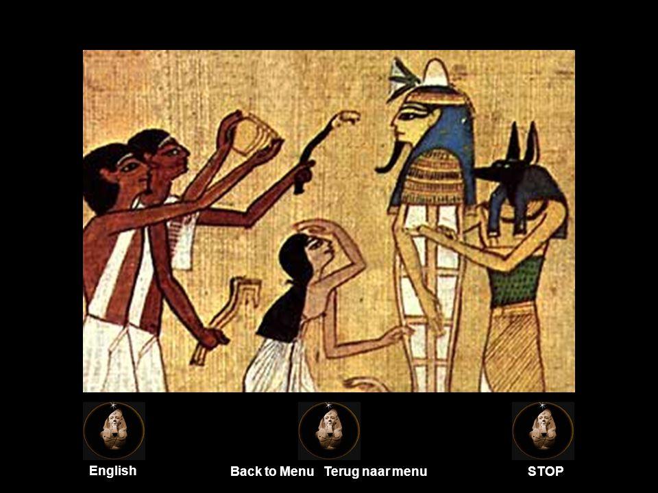De Drie Geesten - BA, KA en AKH BA – staat voor de persoonlijkheid, karakter en individualiteit van de overledene – het wordt getoond als een vogel met menselijk hoofd.