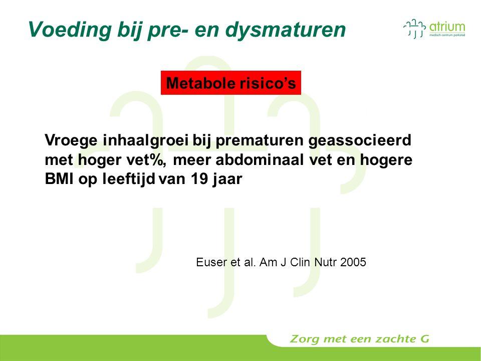 Probiotica: primaire preventie Pediatrics 2008;121;e850-e856