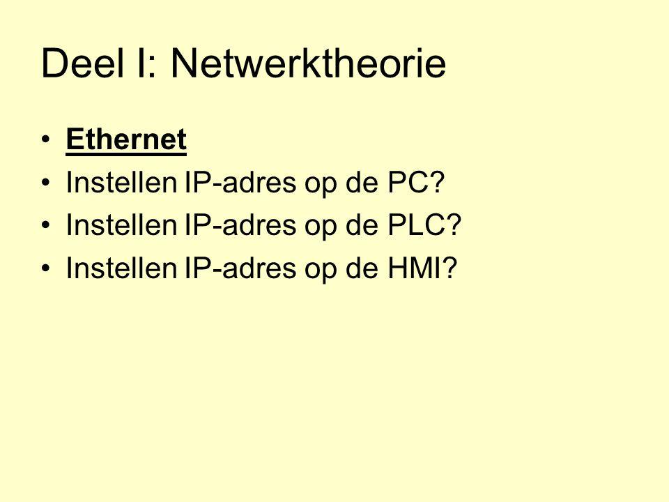 IP-adres en Subnet mask invullen Use IP router aanvinken en IP-adres router invullen