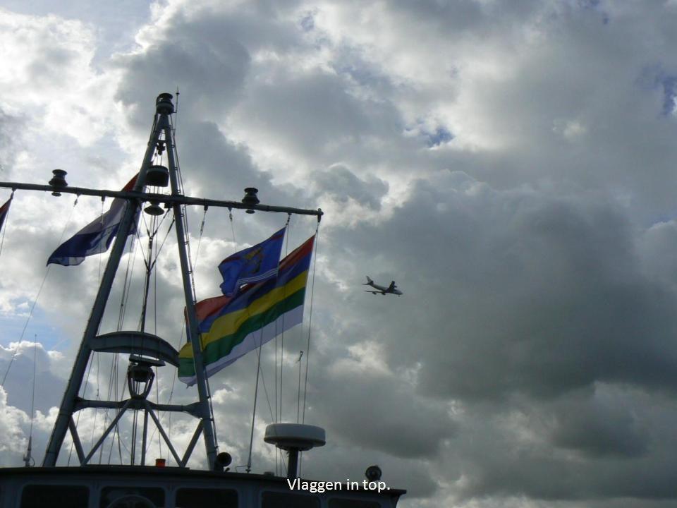 Vertrek naar Sail 2010