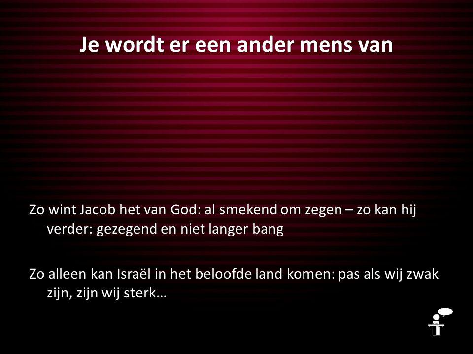 Je wordt er een ander mens van Peniël: ik heb oog in oog gestaan met God en ik ben gered!