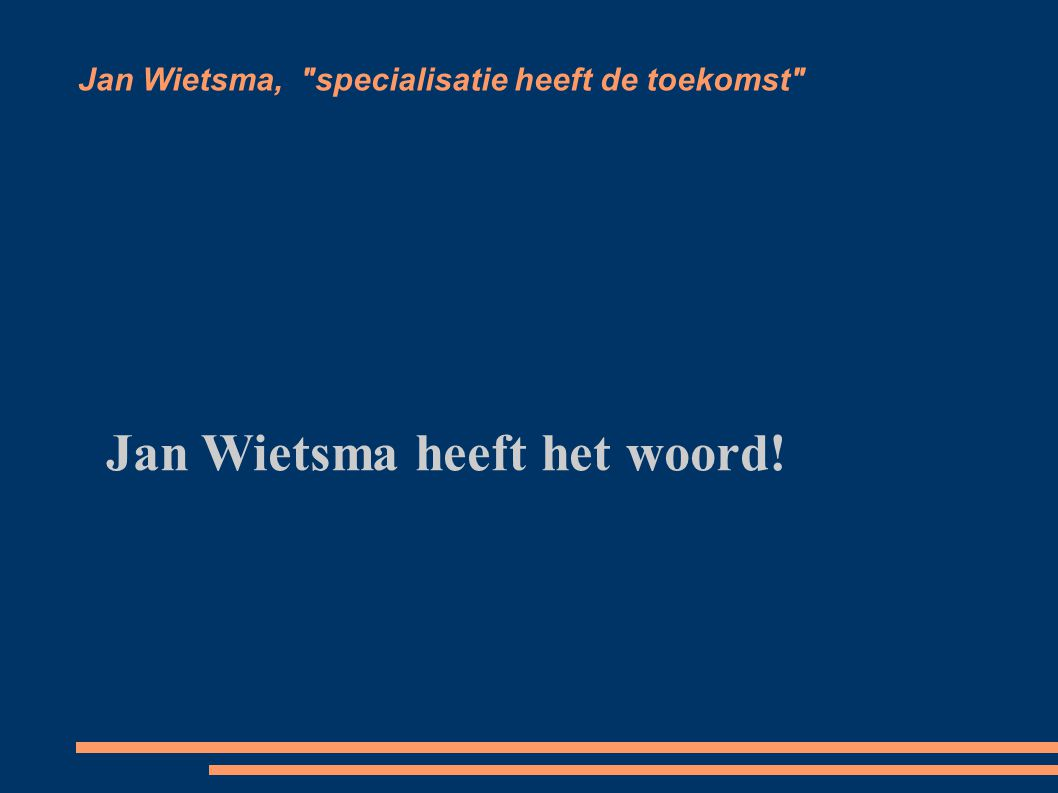 Jan Wietsma,