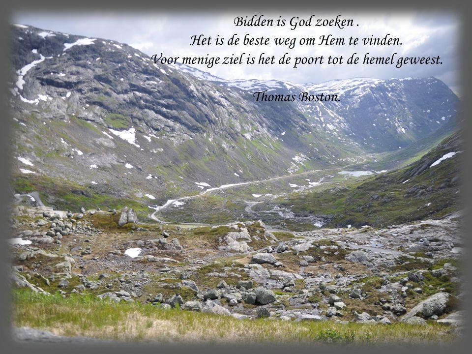 Velen vestigen hun hoop op hun eigen voornemen en oprechtheid,en niet op Christus, zonder wie wij niets kunnen doen.