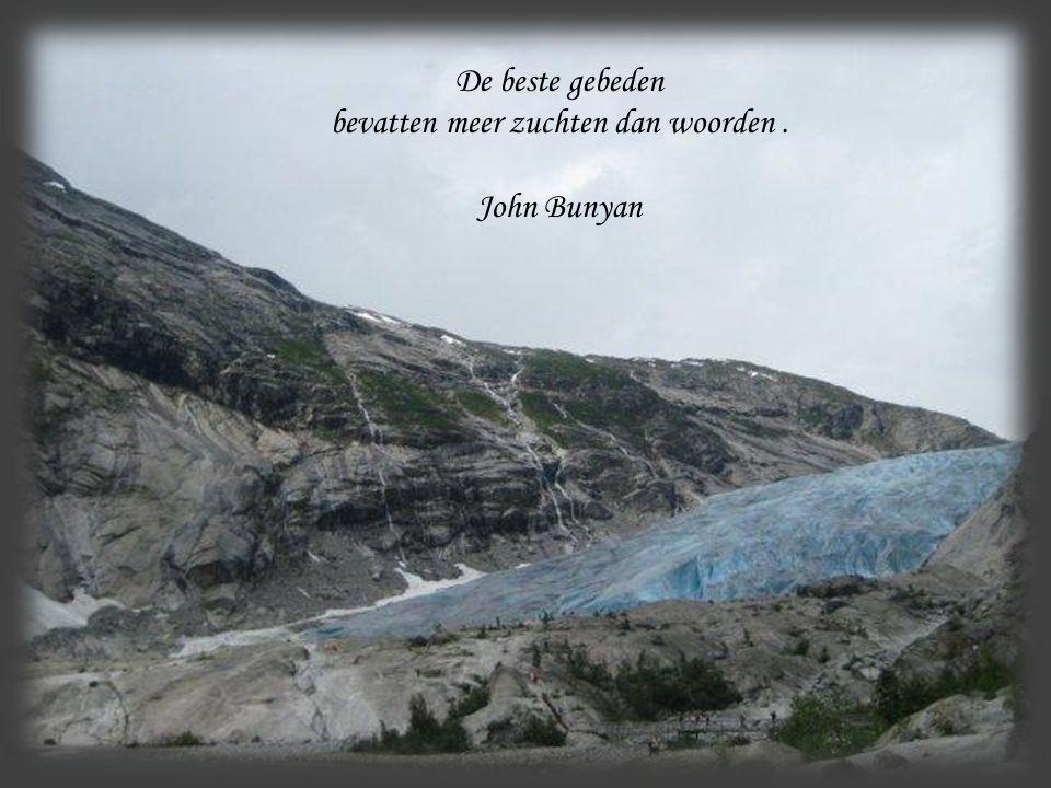 Noorwegen Juli 2011 ; Een dag naar de Gletsjer Nygardsbreen.
