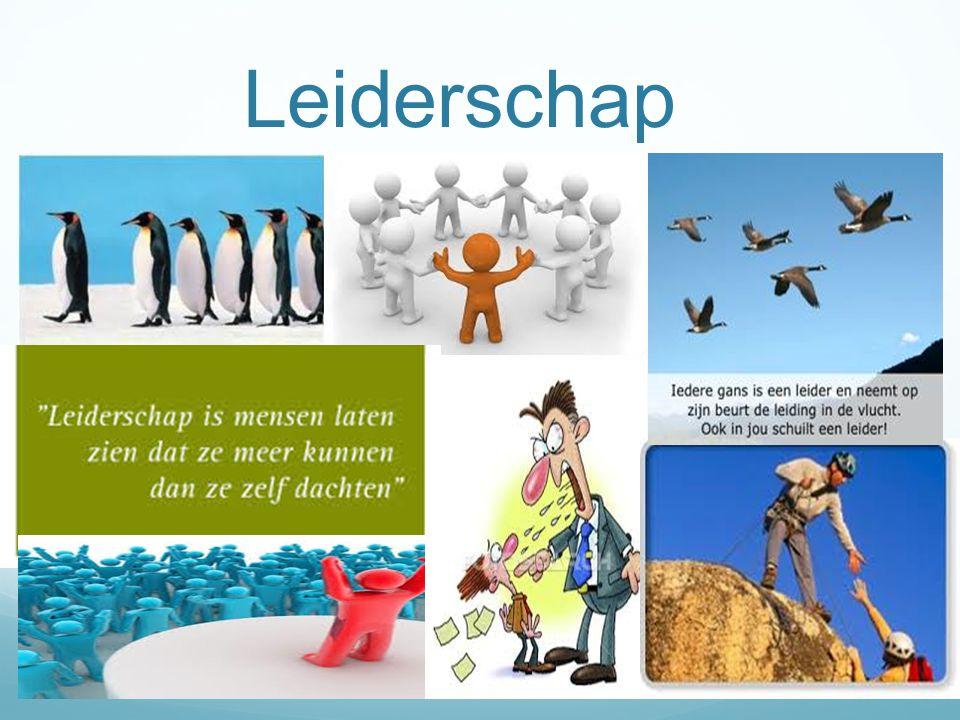 Leiderschap Titel van de presentatie | 6