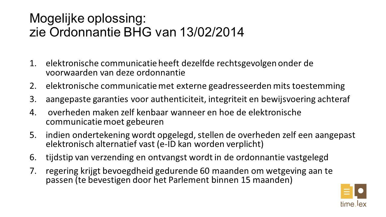 Conclusie Opdracht was om mensen die bij de Vlaamse Overheid regelgeving schrijven, te helpen om die regelgeving digitaal-vriendelijk te maken Hoe.