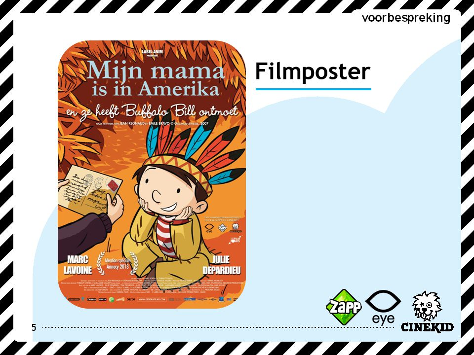 5 Filmposter