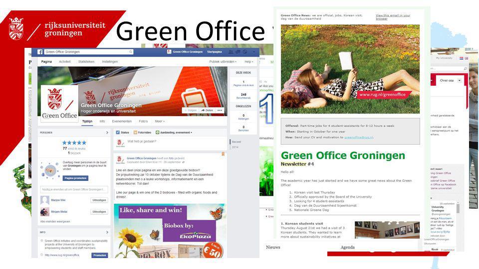 Green Office vandaag