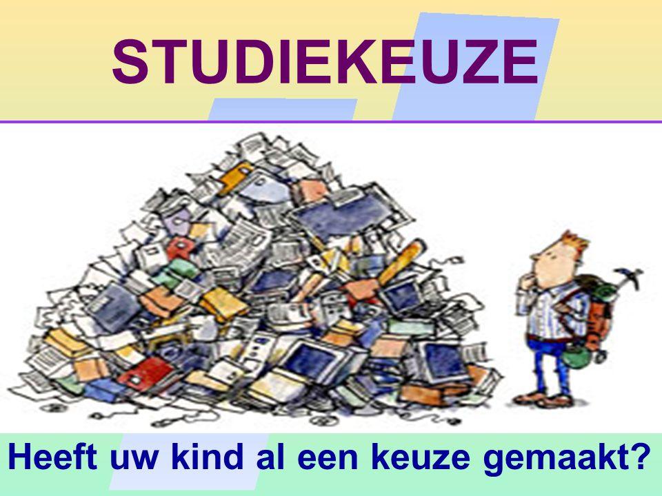 Kies de studie die bij jou past