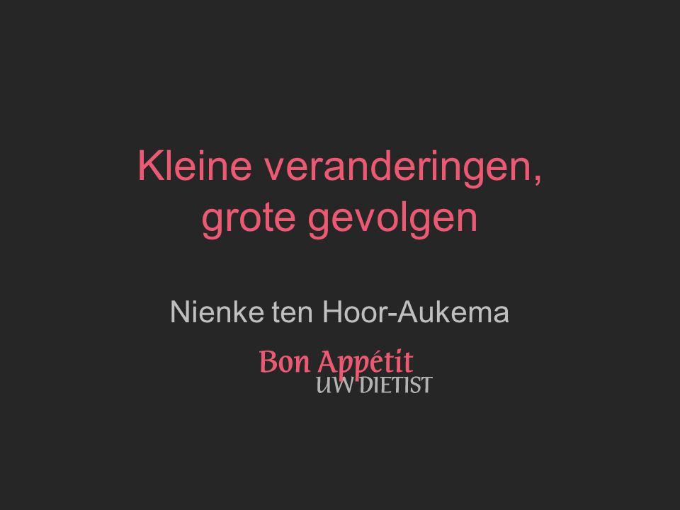 Input & output Nieuwe Balans  Toverwoord van 2015
