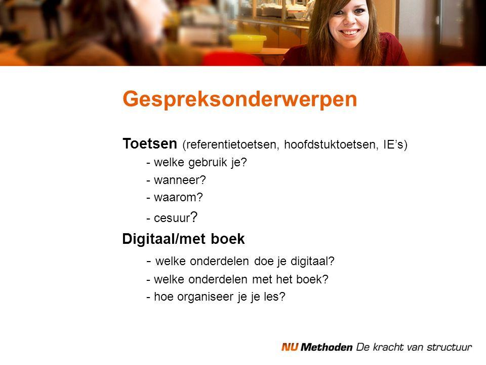 Boek en online - wat sla je over in het boek.- wat mis je.