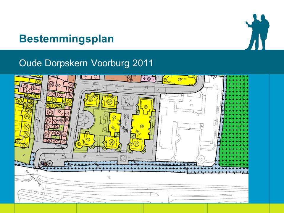 Bestemmingsplan Oude Dorpskern Voorburg 2011