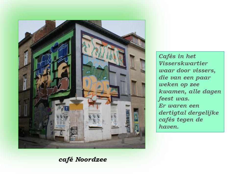 café 't Fonteintje Reeds begin jaren dertig een visserscafé; waar Engelstalige platen speelden.