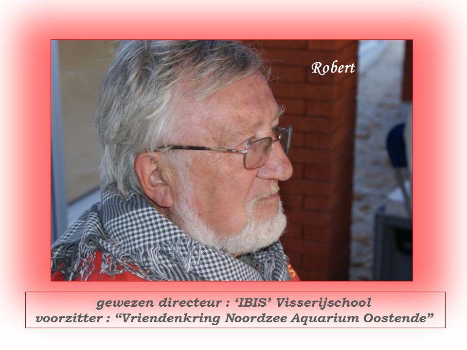 De Oostendse Visbakkers : reders Marina en Willy Zeedierenjager Ed : er waren vissers die, voor ze op zee gingen, met hun vrouw afspraken om bij een zelfde tijdstip aan elkaar te denken en te masturberen.