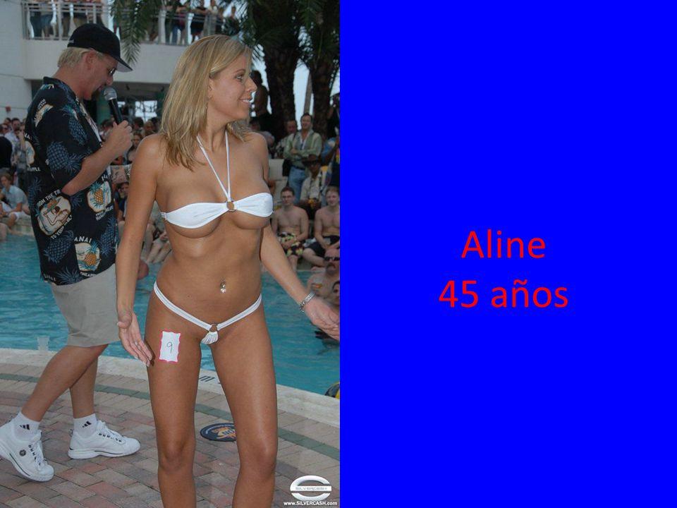 Cristina 46 años