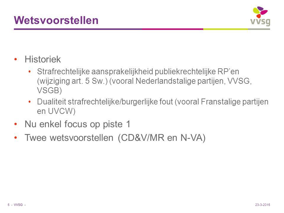 VVSG - Artikel 5 Sw.(W.