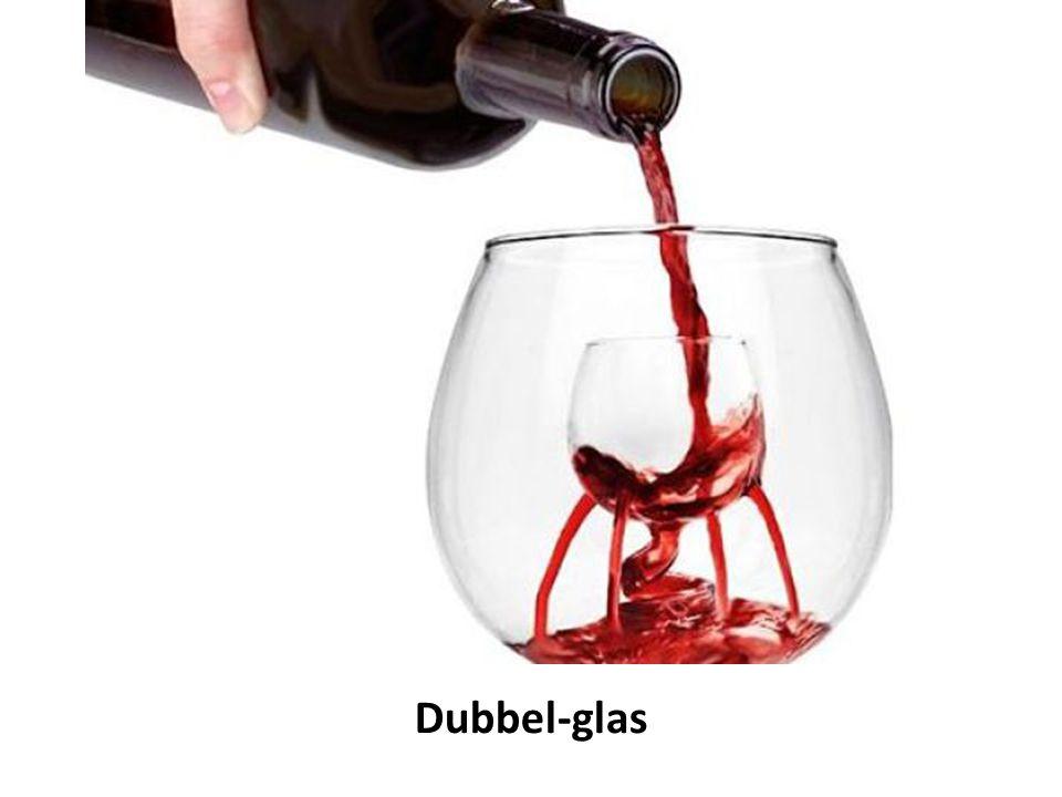 Dubbel-glas