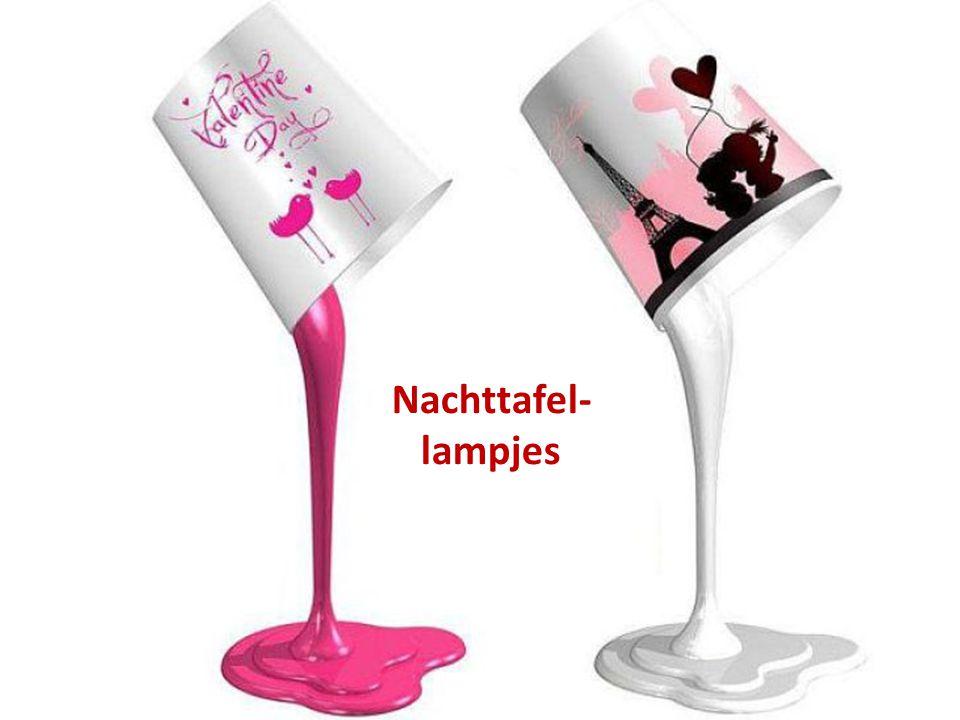 Nachttafel- lampjes