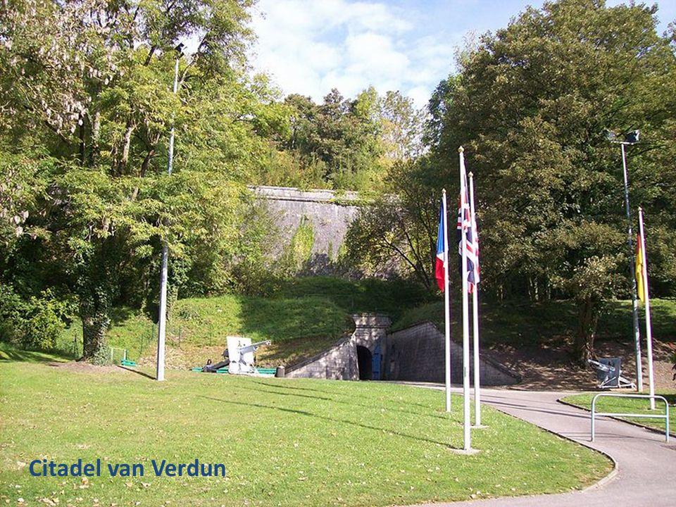 Stadspoort van Verdun