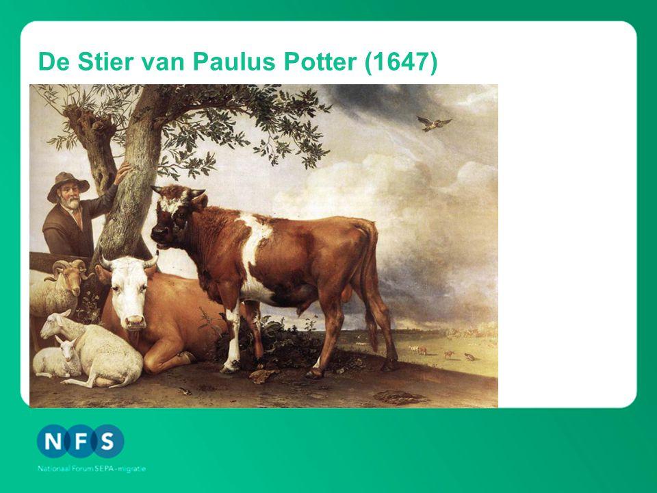 De Stier van Paulus Potter (1647)