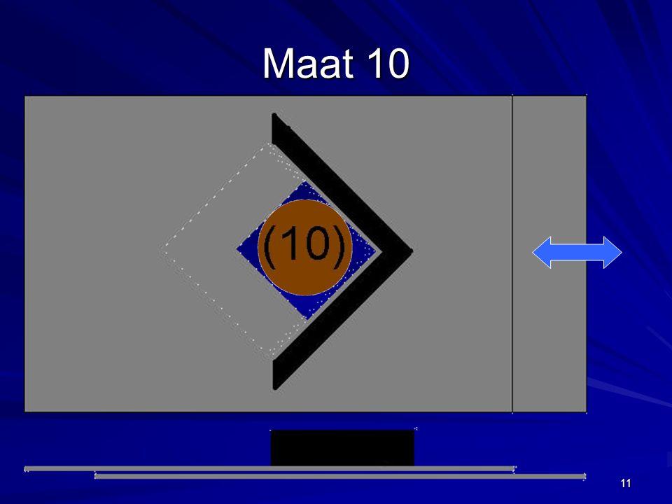 11 Maat 10