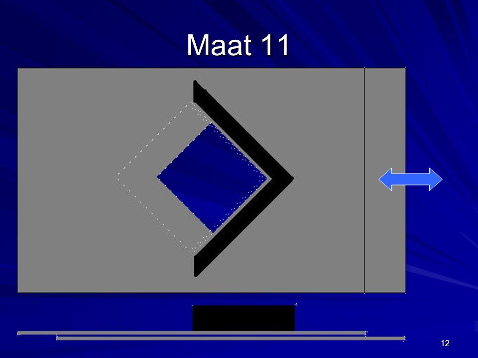12 Maat 11