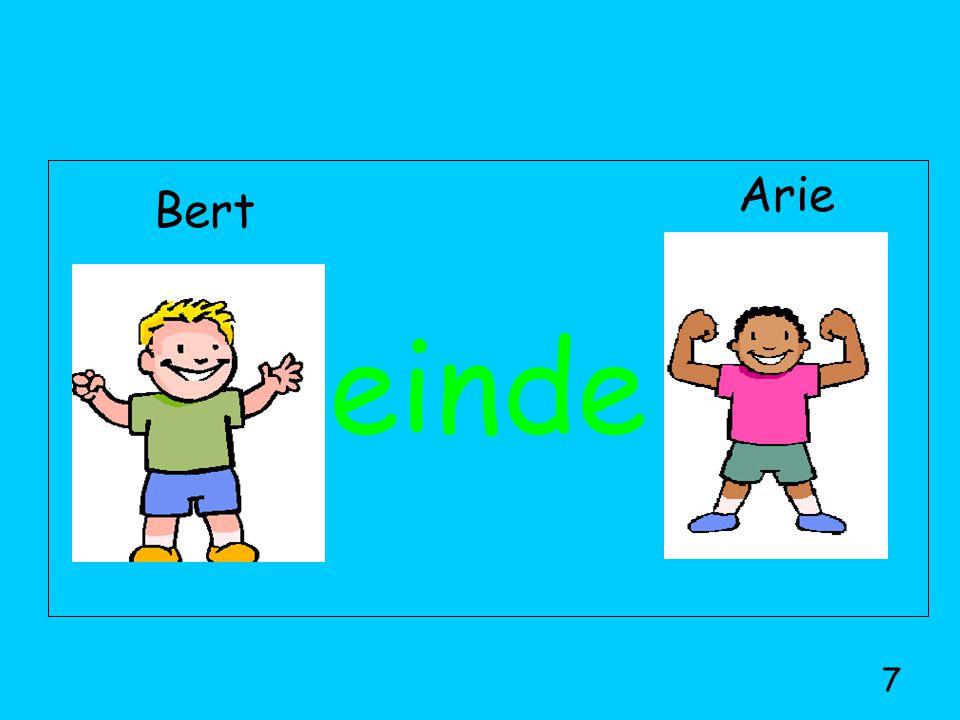 einde Bert Arie 7
