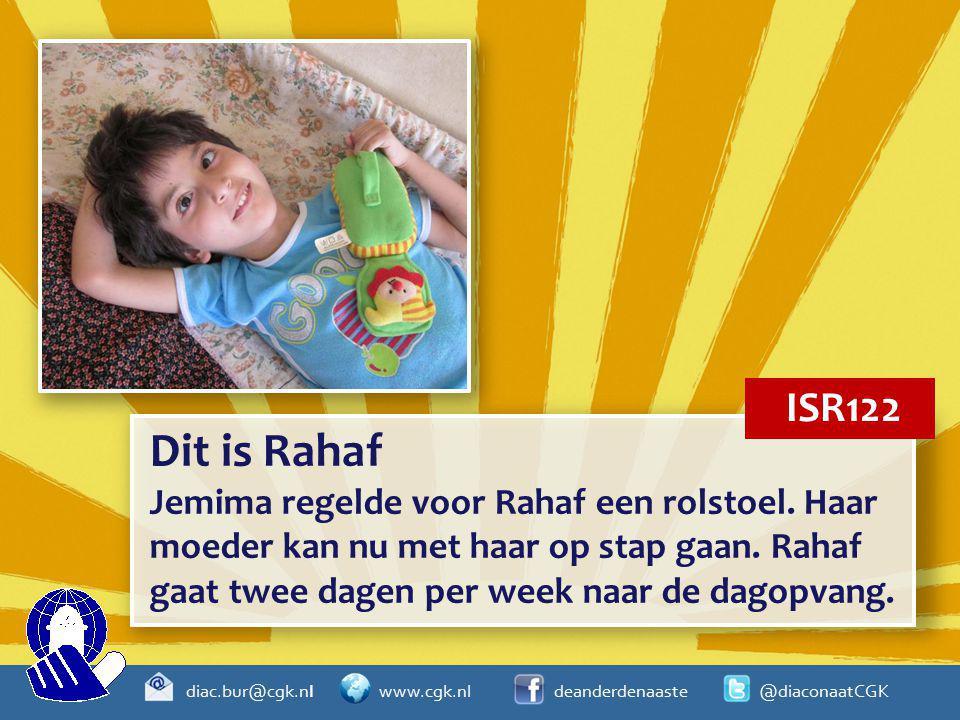 diac.bur@cgk.nl www.cgk.nl deanderdenaaste @diaconaatCGK Oekraïne, moeder- en babycentrum Father's House helpt (jonge) moeders om voor hun kindje te zorgen.