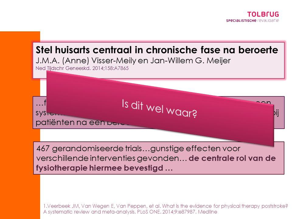 Stroke Netwerk 's-Hertogenbosch Fysiotherapeuten 1 e lijn en Tolbrug http://strokenetwerk.nl/