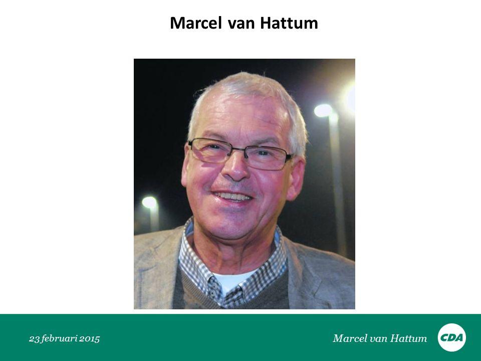 Marcel van Hattum