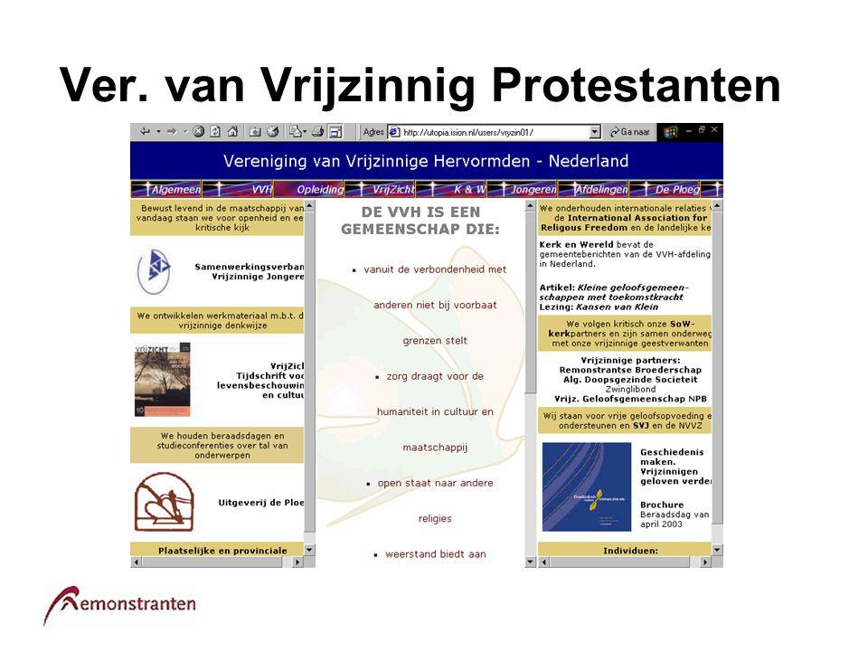 Ver. van Vrijzinnig Protestanten