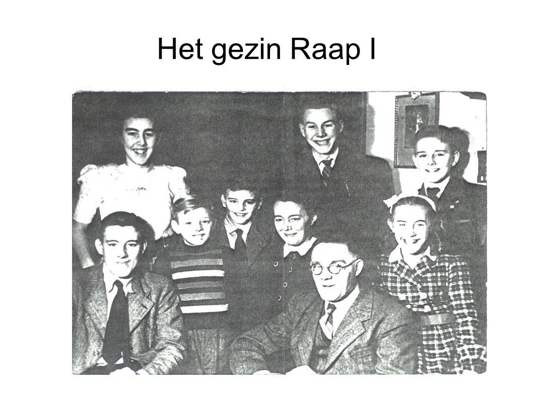 Het gezin Raap I